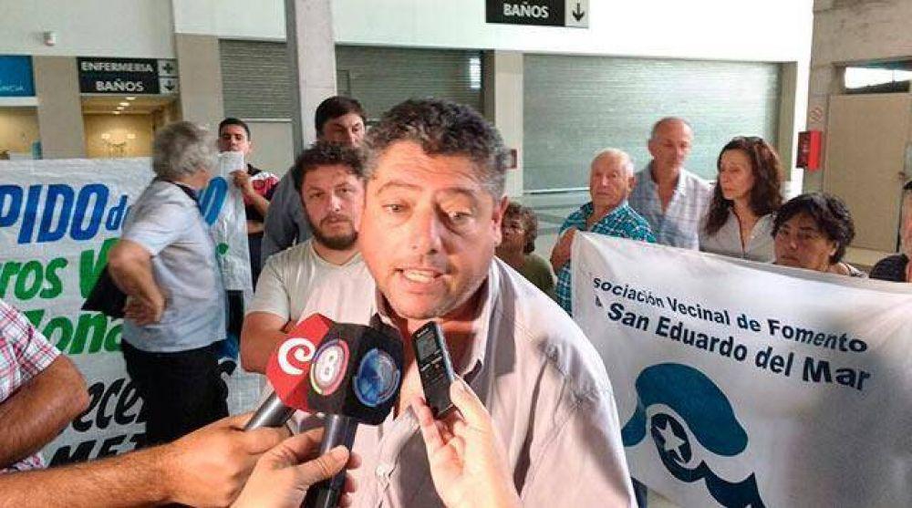 """Luis Salomón: """"La suba del 49% de las Tasas es un exceso"""""""
