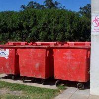 Salud: se normalizó el servicio de recolección de residuos patológicos