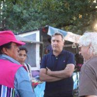 """Recorren la Feria """"4 Estaciones"""" para garantizar la calidad e higiene de sus productos"""