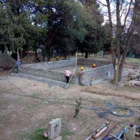 Mejoran el abastecimiento de agua en San Martín y Fraga