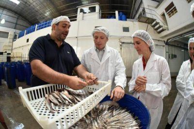 La cúpula del PJ Provincia mostró su preocupación por la situación de la actividad pesquera