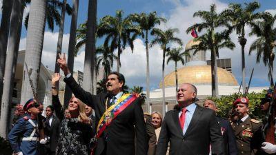 ¿Delegado en asunción de Maduro? El Vaticano explica