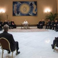 Abusos, obispos chilenos rinden cuentas al Papa