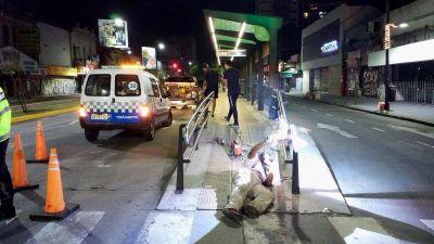 Vicente López refuerza los trabajos de mantenimientos en el Metrobus