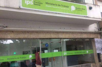 """Trabajo confirmó a """"Tato"""" Serebrinsky como delegado interino"""