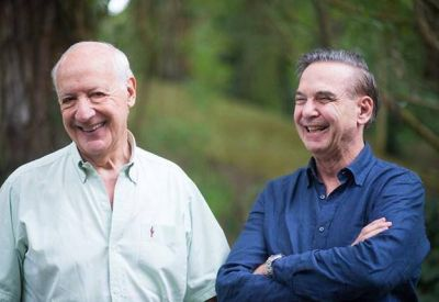 ¿La foto de la fórmula? Reunión secreta entre Lavagna y Pichetto en Cariló