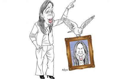 Vidal quiere que sus ministros estén más activos para defender la gestión
