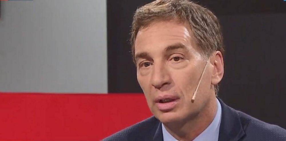 """Diego Santilli: """"Vamos a usar en marzo las pistolas Taser"""""""
