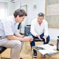 Bereciartúa viene al Chaco para definir plan de inversiones para obras hídricas clave