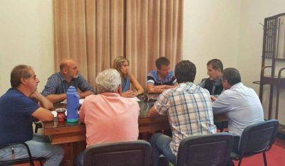 Viedma: El Intendente de Santa Rosa se interiorizó en la Gestión Integral de Residuos GIRSU