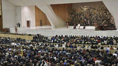 "Catequesis del Papa: ""Cuando oren, no se cansen de llamar a Dios, Padre"""