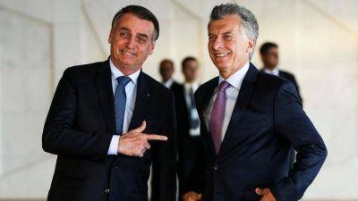 Macri y Bolsonaro promueven una inédita alianza estratégica para las relaciones bilaterales entre Argentina y Brasil