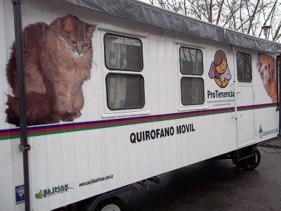 La Comuna ya lleva realizadas 16 mil castraciones de animales