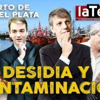 Puerto Mar del Plata: desidia y contaminación