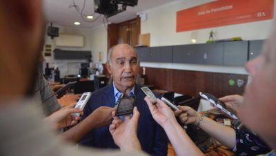 Elecciones: El Vice de Vidal se mostró a favor del desdoblamiento y el PJ arma una cumbre paralela