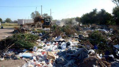 La Municipalidad de Córdoba labró actas por arrojo de basura