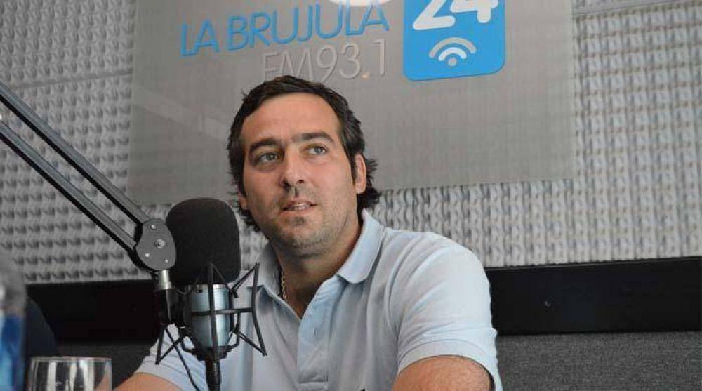 Nicolás Vitalini presentó un proyecto para declarar esencial el servicio del cementerio