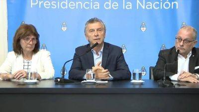 Entusiasmo por el encuentro con Bolsonaro y ninguna referencia a la inflación: lo que dejó la primera reunión de gabinete de 2019