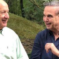 Los padrinos de Roberto Lavagna y la playlist de Malena Massa