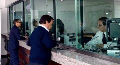Estacioneros esperan una respuesta favorable del Gobierno para la quita de comisiones bancarias por depósitos en efectivo