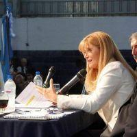 Magario cruzó a Vidal por sus dichos sobre La Matanza