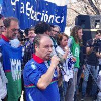 """""""El conflicto continúa, las clases no van a comenzar"""", adelantó Miguel Díaz de UDOCBA"""