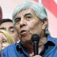 Moyano lanza el trabajo a reglamento para exigir que le paguen el bono a los recolectores porteños