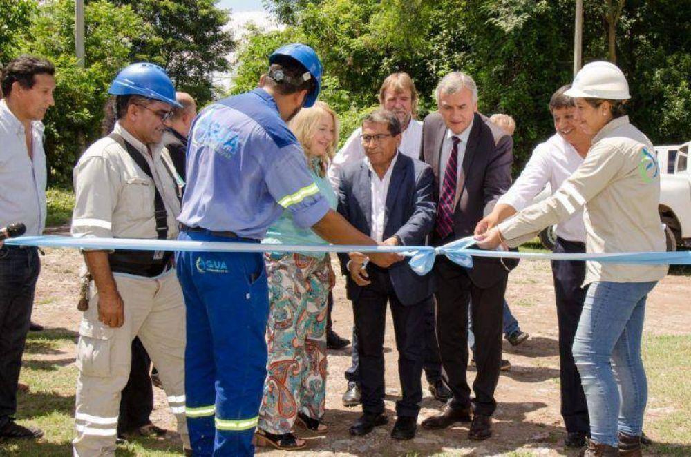 Nuevas obras para garantizar agua potable para 1500 jujeños de Puesto Viejo y Aguas Calientes