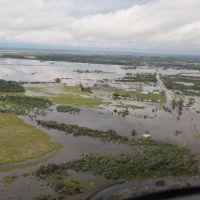 Dragado de ríos y defensas, parte de la lista de obras para la Nación