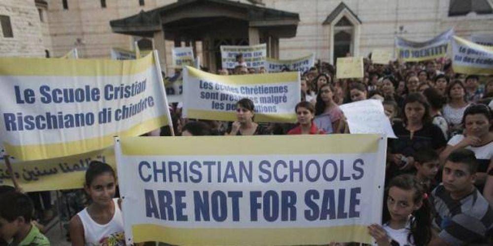 ¿Están discriminados los cristianos en Israel?