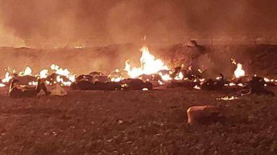 Explotan oleoductos en medio de la pelea de AMLO con el robo de combustibles: más de 20 muertos