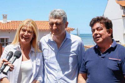 Al compás de Kicillof, se ofrecen Magario y Espinoza como candidatos del PJ para la Provincia