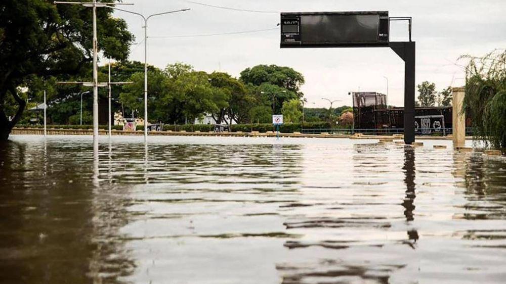 El Gobierno confirmó que seguirán las obras hídricas en marcha y se sumarán nuevas