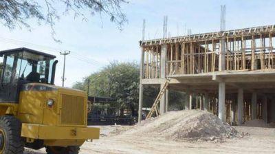 Iniciarán importantes obras educativas, viales, hídricas y de viviendas en todo el territorio