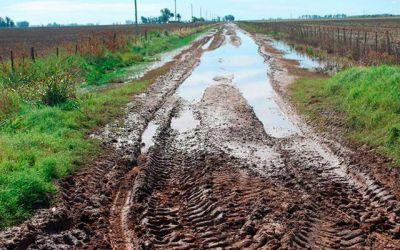 """Caminos rurales: """"Recibimos los fondos casi en su mayoría sobre finales del 2018"""""""