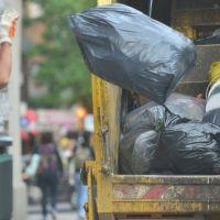 Ya van a la basura más de $ 400 millones por mes