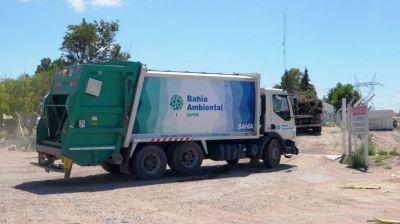 ¿Otro efecto de la crisis? En Bahía se tiró menos basura durante 2018
