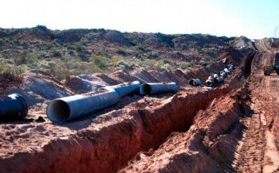 Vidal confirmó que el Acueducto del Río Colorado seguirá frenado unos meses más