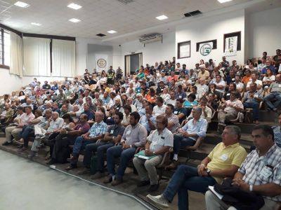 En La Plata se creó el colegio profesional de los ingenieros agrónomos