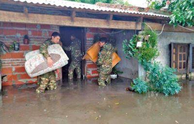 Chaco y Corrientes tendrían prioridades en obras hídricas