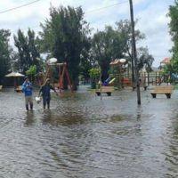 Preocupa a autoridades la situación sanitaria en los pueblos por las aguas estancadas