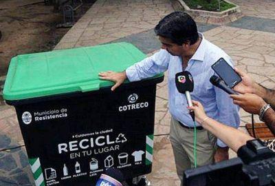 El Municipio de Resistencia rescindió contrato con concesionaria de la gestión de residuos