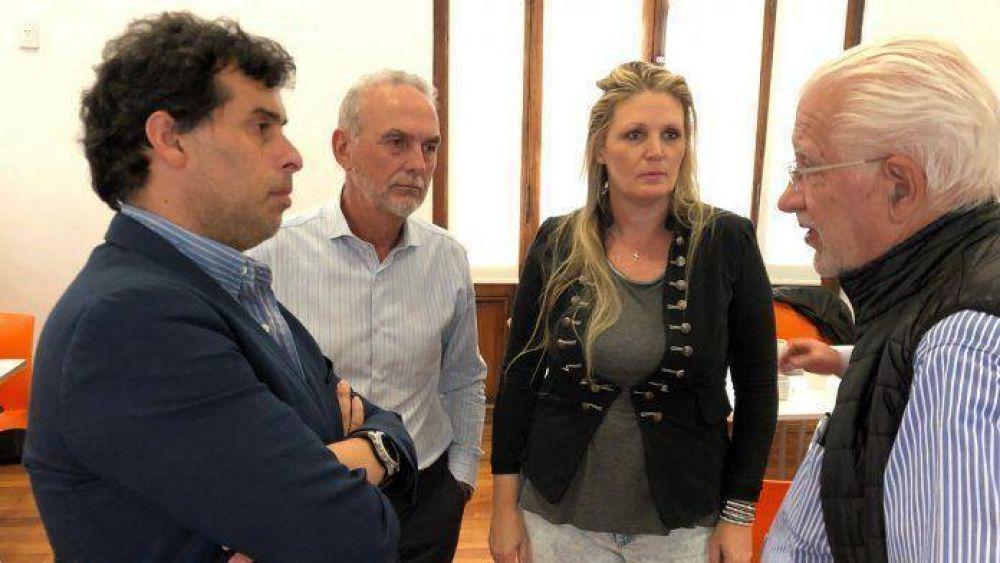 La provincia coordinó la ronda de negocios entre empresas productoras de biodiesel y de transporte