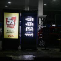 Combustibles: creció la brecha de precios entre petroleras en comparación con 2018