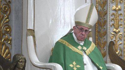 Francisco: no a orgullo, injusticia y división entre los cristianos