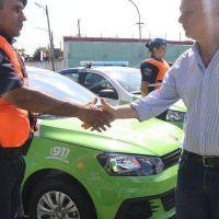 Lanús: se suman 10 patrulleros a la policía local