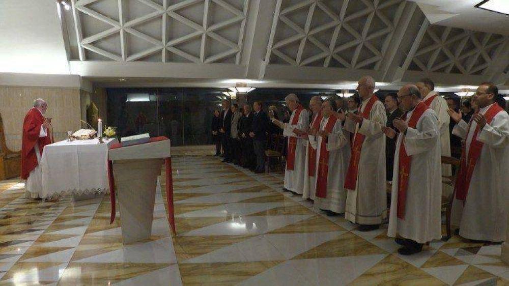 Papa: las Bienaventuranzas representan el verdadero estilo de vida del cristiano