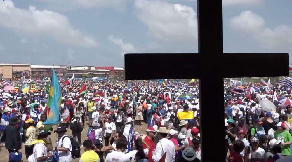 Miles de jóvenes vivieron Pre-Jornada de misiones como preparación a la JMJ Panamá