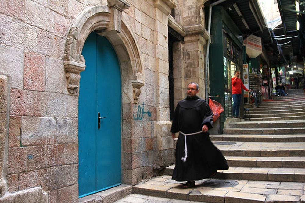 Coordinación católica pide igualdad para los cristianos en Israel