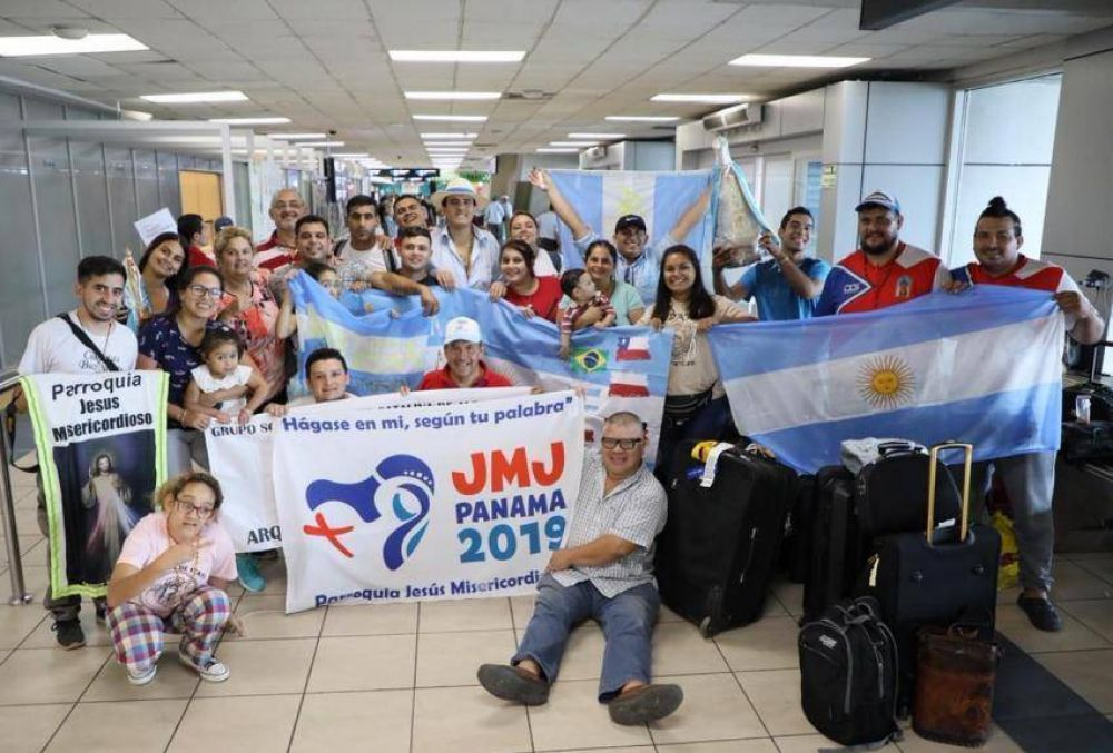 Recomendaciones para los argentinos que participan en Panamá de la JMJ